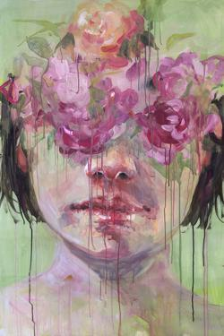 The Garden Inside by Agnes Cecile