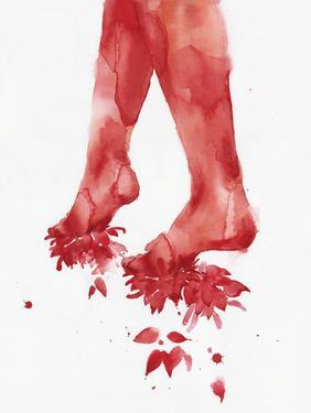 The Walk by Agnes Cecile
