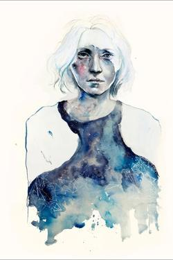 Tomorrow's Final Crash by Agnes Cecile