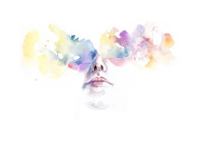 Tutta la Luce Negli Occhi by Agnes Cecile