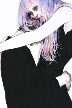 Waiting Place by Agnes Cecile