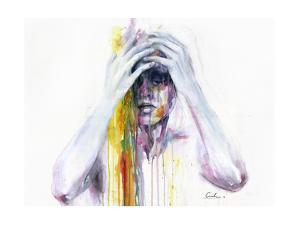 Wash Away by Agnes Cecile