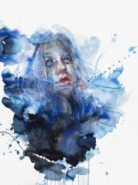Water Flow by Agnes Cecile