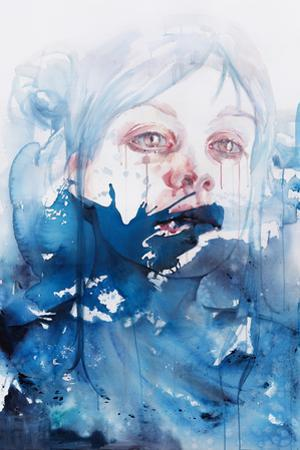 Wave Upon Wave, The Sea Brought Me Here by Agnes Cecile