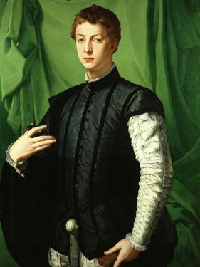 Portrait of Ludovico Capponi by Agnolo Bronzino