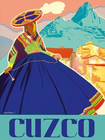 Cuzco, Peru - Machu Picchu by Agostinelli