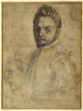 Giovanni Gabrielli, 'Il Sivello' by Agostino Carracci