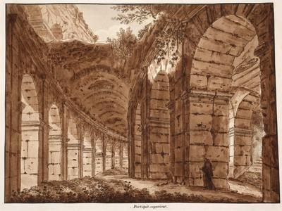 The Top Storey of the Colosseum, 1833