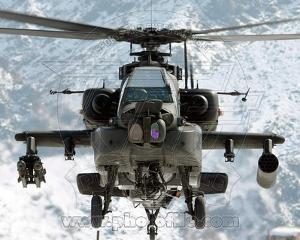 AH-64 Apache United States Army
