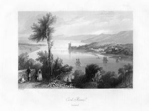 Cork River, Ireland, C1800-1860 by AH Payne