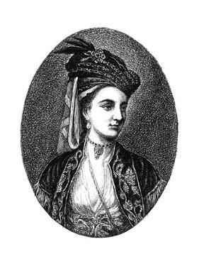 Mary Wortley Montagu by AH Payne