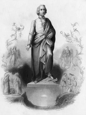 Mozart Payne Statue by AH Payne