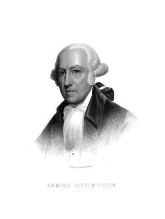 James Rivington