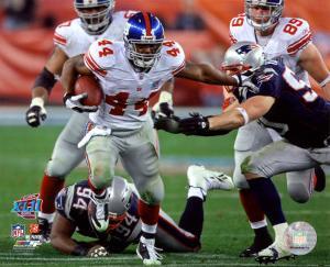 Ahmad Bradshaw - Super Bowl XLII