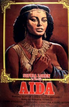 Aida, Sophia Loren, 1953