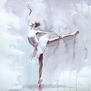 Dusky Arabesque by Aimee Del Valle