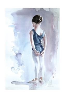 First Day at Ballet by Aimee Del Valle