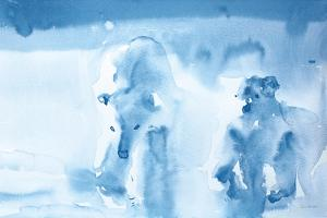 Ice Bears by Aimee Del Valle