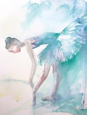 Pointe Shoes by Aimee Del Valle