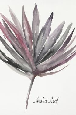 Aralia Leaf by Aimee Wilson