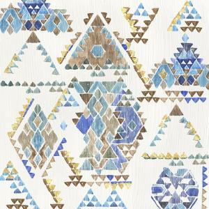 Blue Aztec by Aimee Wilson