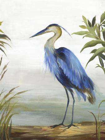 Blue Heron by Aimee Wilson