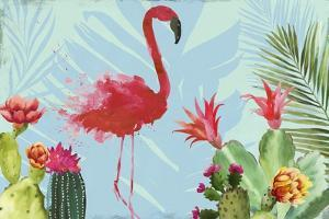 Flamingo in the Mix by Aimee Wilson