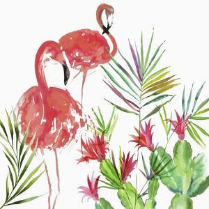 Flamingo Pairing by Aimee Wilson