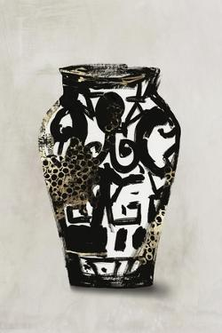 Golden Vase I by Aimee Wilson