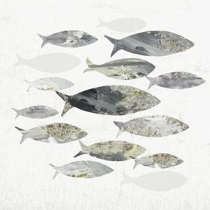 Gone Fishing I by Aimee Wilson