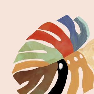 Rainbow Fern I by Aimee Wilson