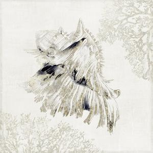 Silver Shell II by Aimee Wilson