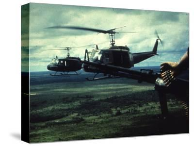 Air and Space: U.S. Army Bell UH-1 Iroquois