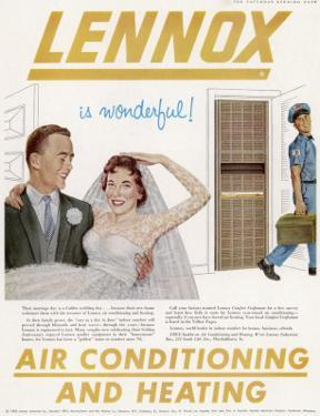 Air Conditioning Advert