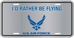 Air Force I'd Rather Be