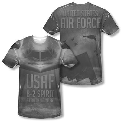 Air Force - Stealth (Front/Back Print)