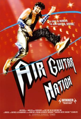 Air Guitar Nation- Red