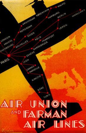 Air Union and Farman Air Lines