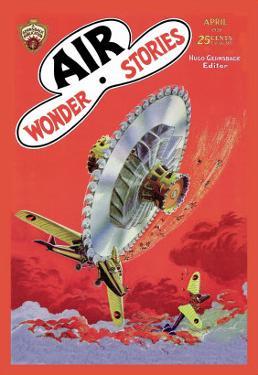 Air Wonder Stories