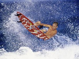 Airborne Surfer