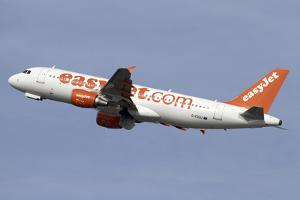 Airbus A319 of Easyjet British Airlines