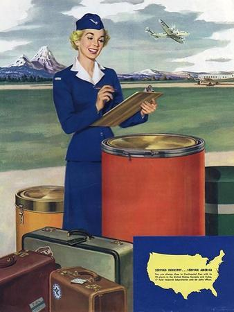 Airlines, USA