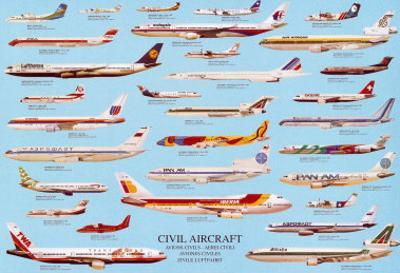 Airplane Civil Aircraft