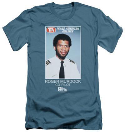 Airplane - Roger Murdock (slim fit)