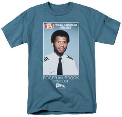 Airplane - Roger Murdock