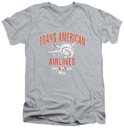 Airplane - Trans American V-Neck