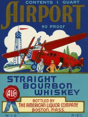 Airport Bourbon Whiskey