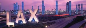 Airport, Los Angeles, California, USA