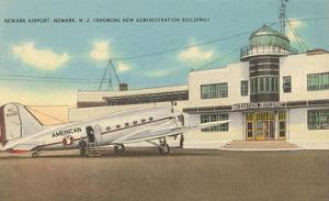 Airport, Newark, New Jersey