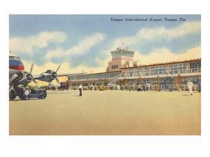 Airport, Tampa, Florida